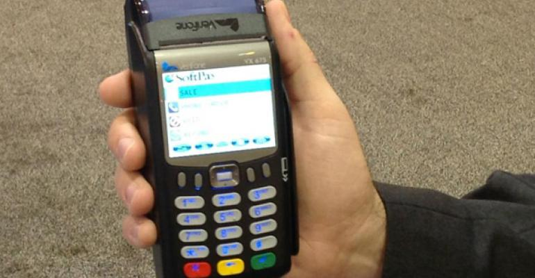 EMVcapable payment acceptance systems will soon become common in restaurants