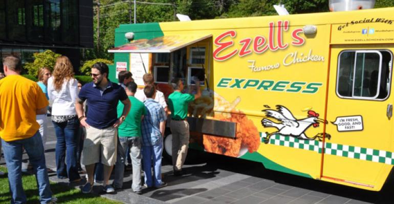Make the most of your restaurant's food truck options