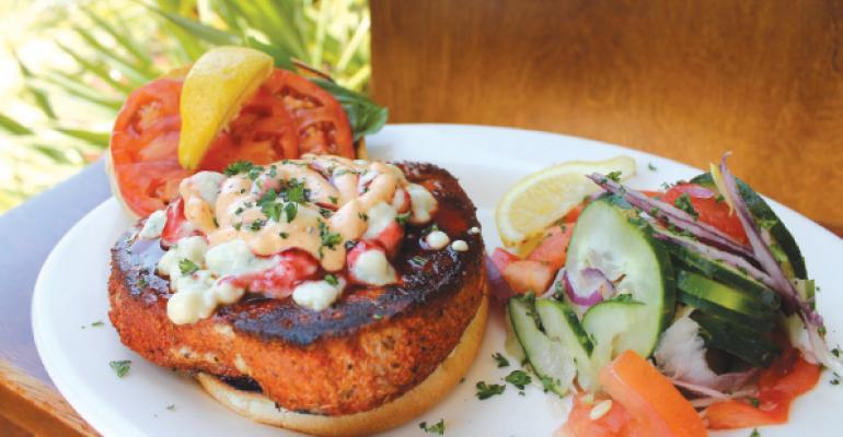 Best Sandwiches in America: Fish