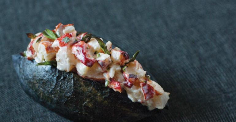 Best Sandwiches in America: Lobster roll