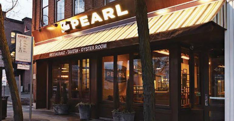 Mitchell put The Pearl into a promising spot in the bustling Short North Arts District in Columbus