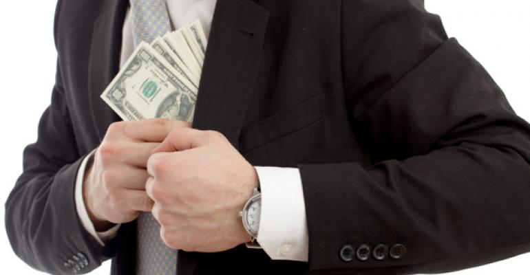 How to handle embezzlement in a family-owned restaurant business