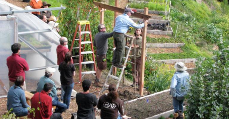 The Farmer U curriculum offers a learnbydoing approach