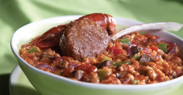 Restaurants add interest with regional flavors