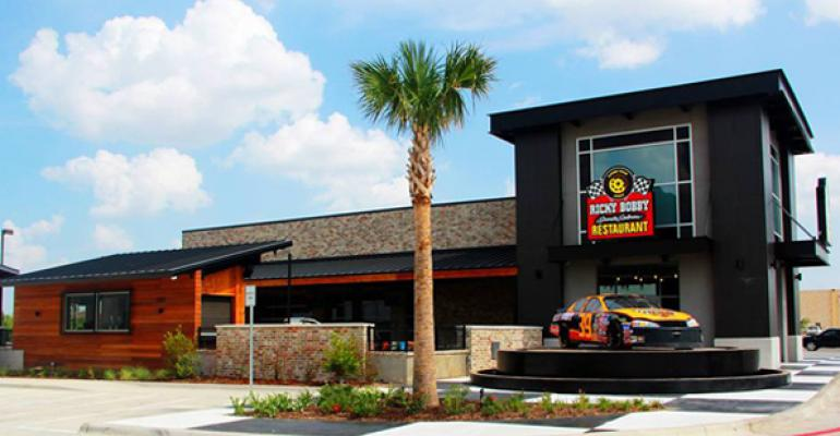 Ricky Bobby Sports Saloon tests restaurant naming limits