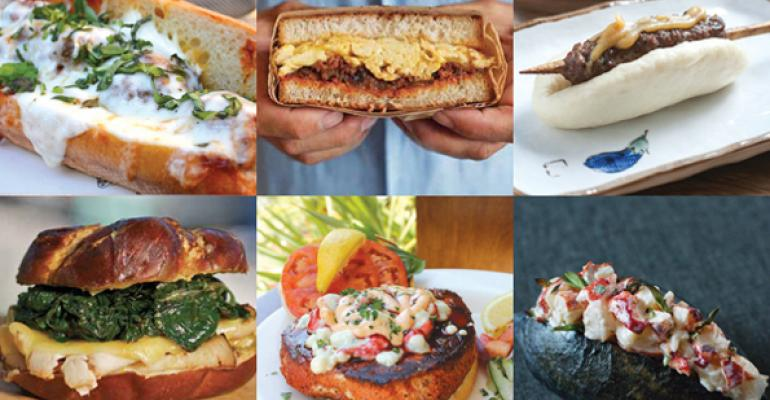 Meet the best sandwiches in America
