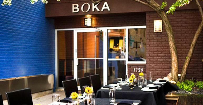 RH 25: Boka Restaurant Group