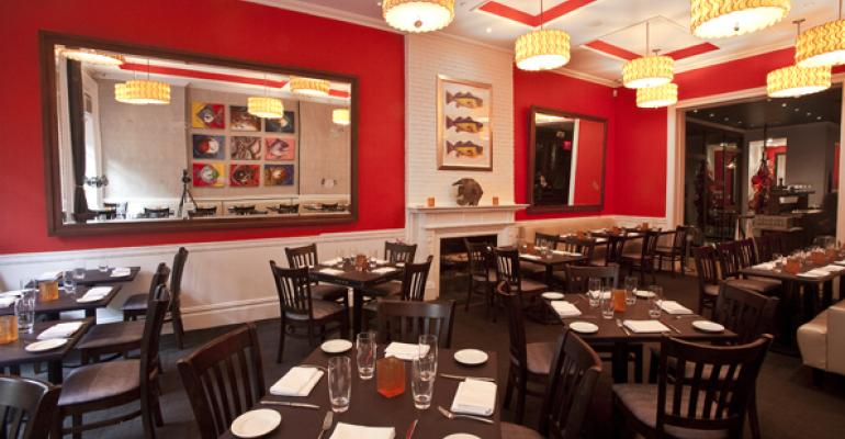 RH 25: David Burke Restaurants