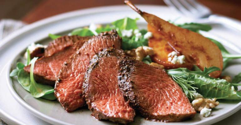 Meaty menu items that cater to carnivores