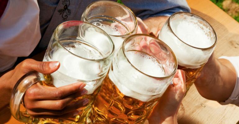 Beer sales ready to rebound?