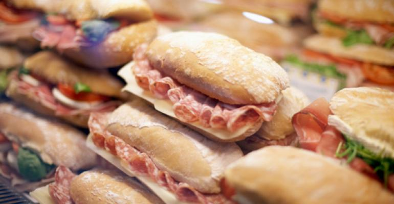 Increase lunch sales by offering grab-and-go options