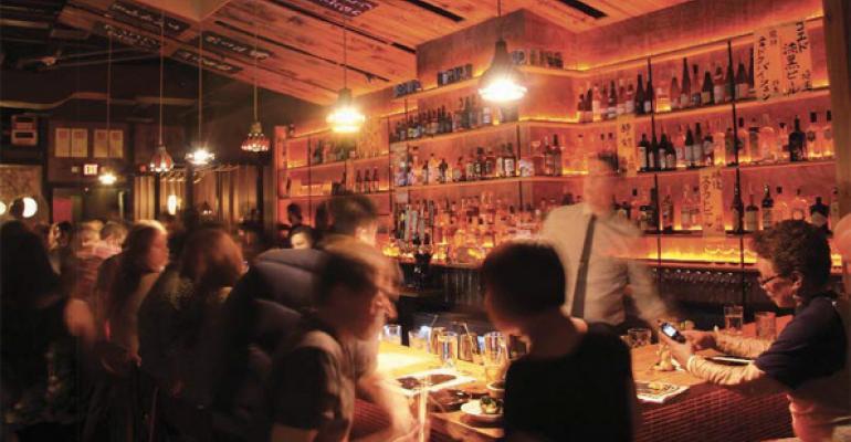 Daikaya restaurant's split personality boosts business