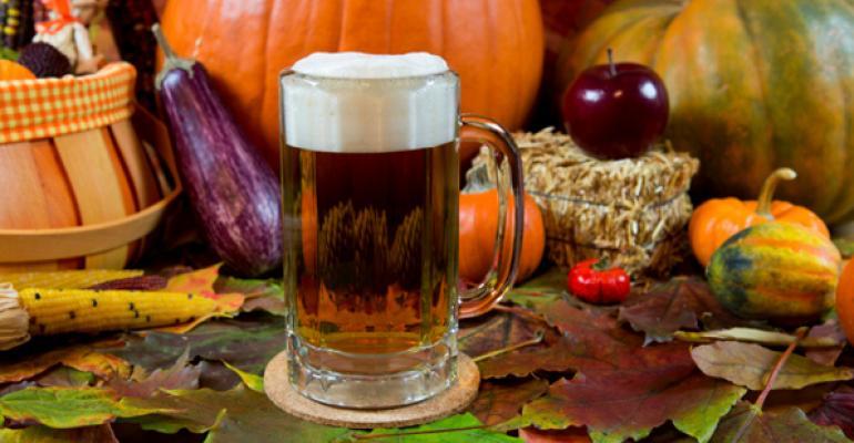 Beer pairing tips for Thanksgiving dinner