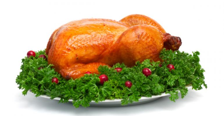 Americans count on restaurants for help with holiday feasts