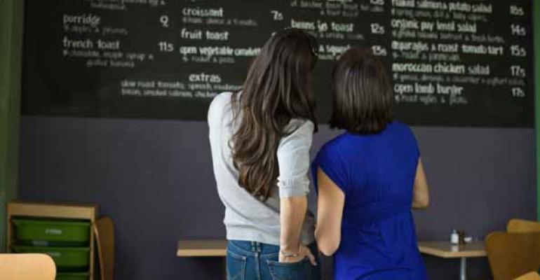 Overuse waters down popular menu buzzwords