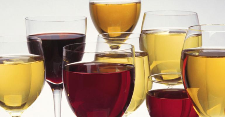 Wine sales down, but not in fast-casual segment