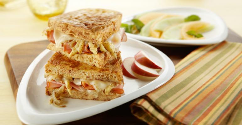JamonHam Sandwich