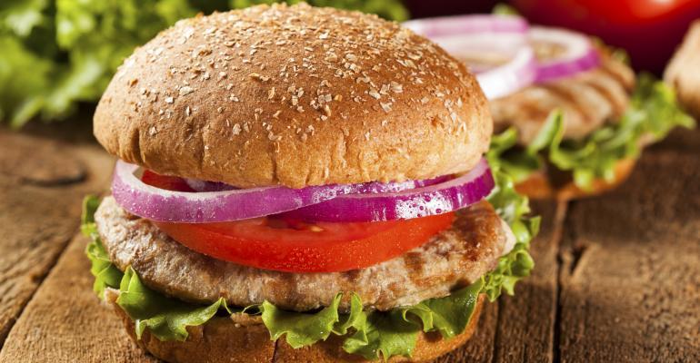 Turkey scores with operators as nutritious, versatile menu option