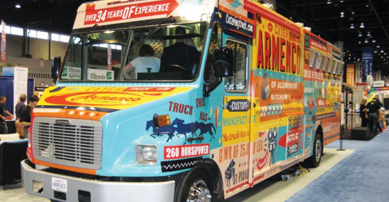 Philly operator offers food truck test spins