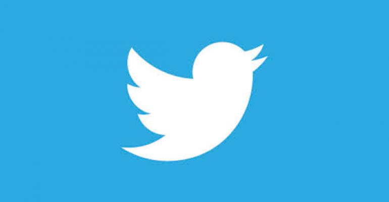 Social media advice from the world of Twitter