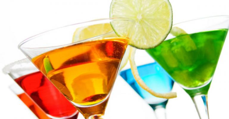 Cash in with cool cocktail classes