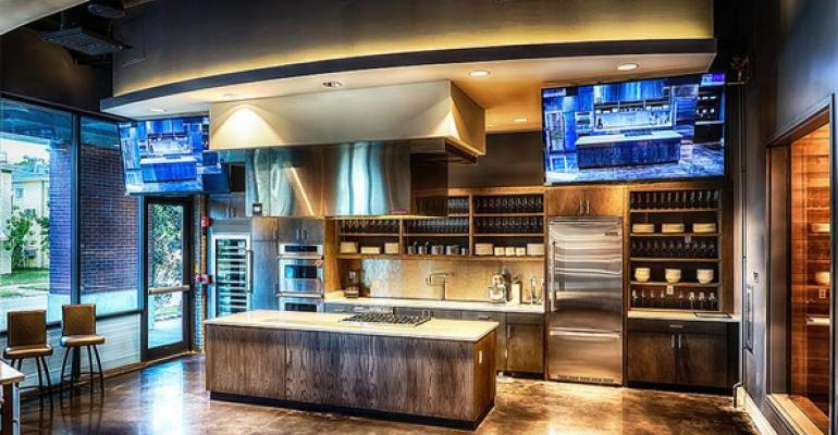 The Epicurean Hotel39s culinary theater