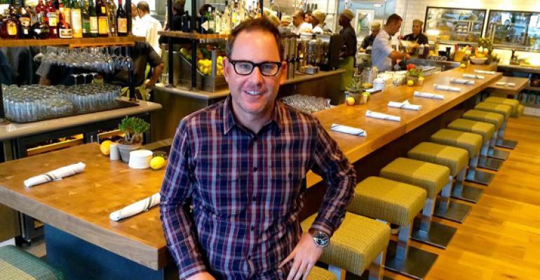 2014 Richard Melman Award goes to Sam Fox