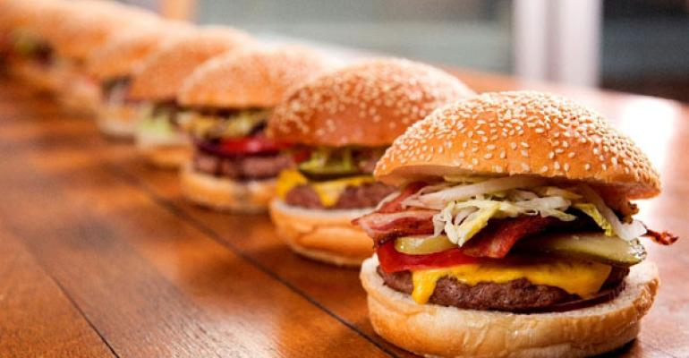 Operators brace for sticker shock with beef, burgers
