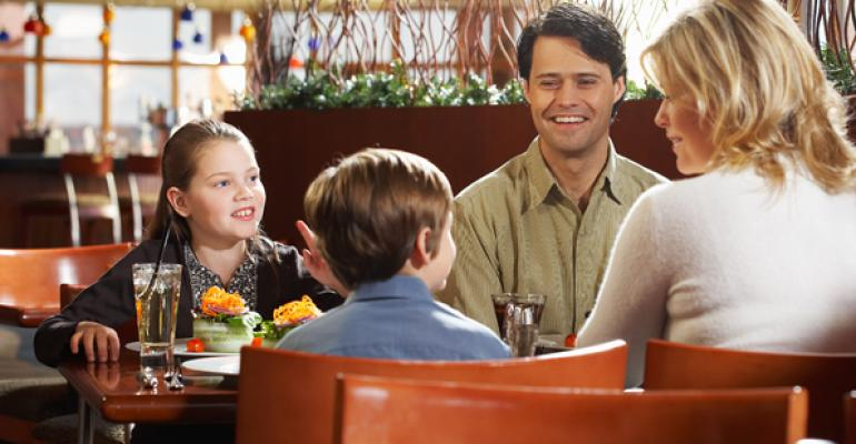 3 ways to get families back into your restaurant
