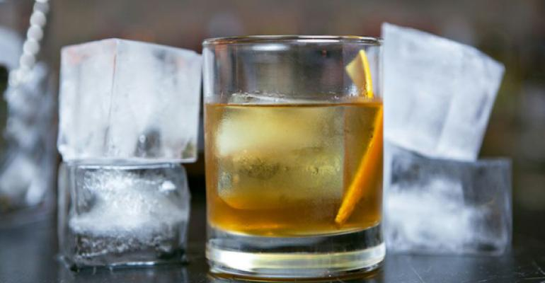 The Swine Old Fashioned from Swine Southern Table amp Bar in Miami combines baconwashed rye housemade bitters and maple syrup