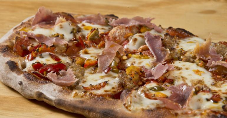 Custom Fuel39s pizza features authenticity cues