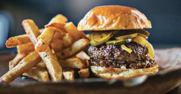 2014 Best Sandwiches in America: Burger