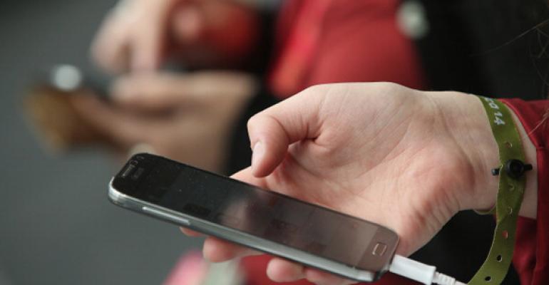 More customers finding restaurants via smartphones