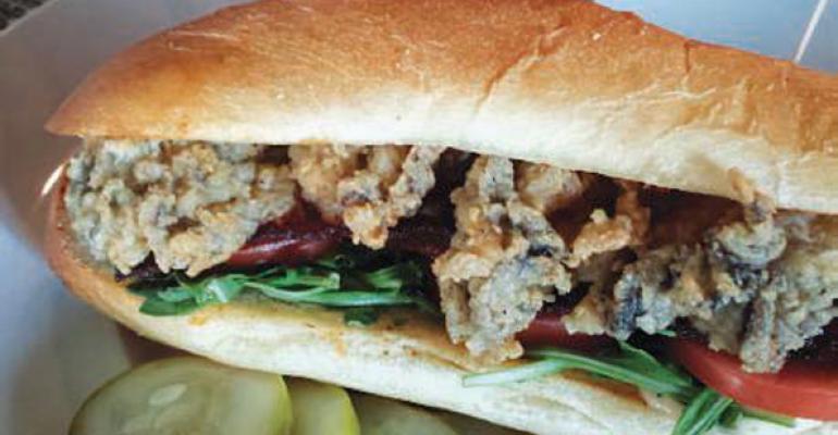 2014 Best Sandwiches in America: Submarine