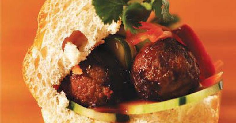 2014 Best Sandwiches in America: Meatball