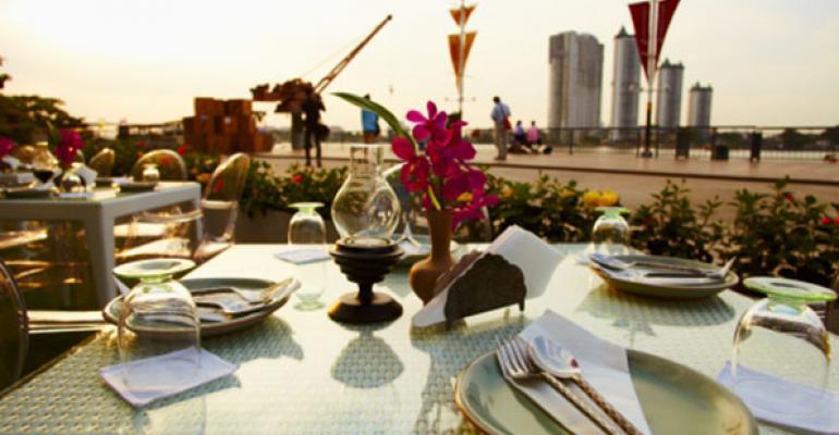 Study: Cool restaurants drive urban growth