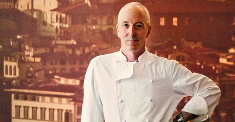 Cleveland restaurateur Zack Bruell believes diners can limit overindulgencemdashsplurge in moderation as in once a weekmdashand combine a diet with proper exercise