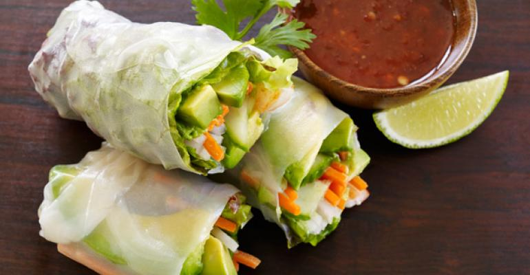Asian small plates recipes for mixing, matching and sharing