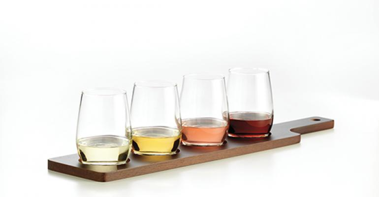 How on-trend glassware can update your signature drinks