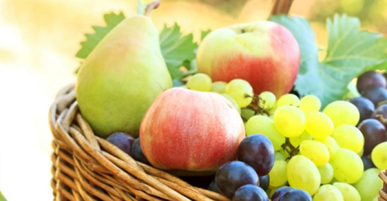 Harvest season yields fruitful fall menus
