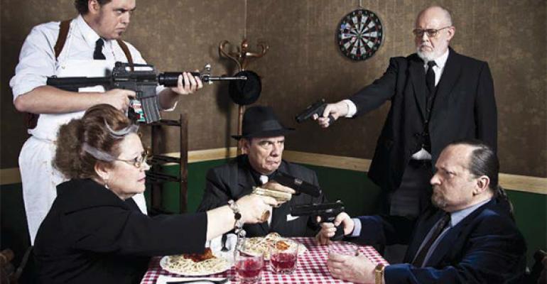 Guns in restaurants: A double-barreled dilemma