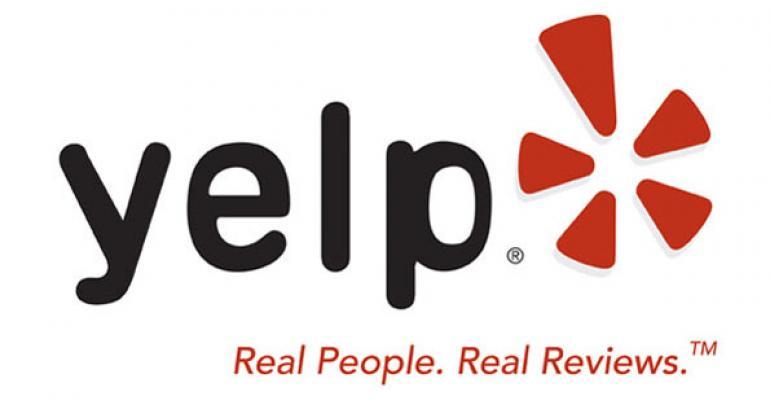 Trend alert: Yelp data vault now open