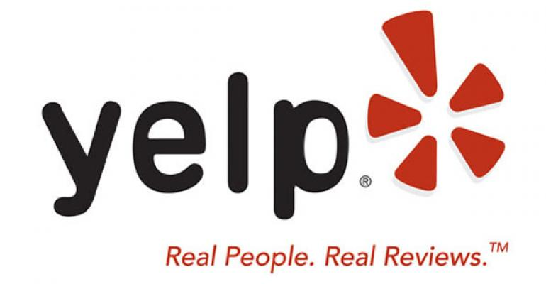 Trend alert: Yelp data vault now open