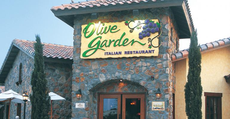 Olive Garden: Battle of the breadsticks