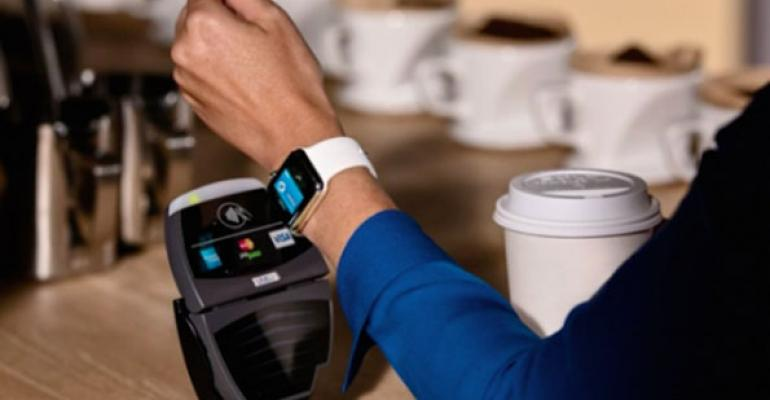 Starbucks Panera Bread McDonaldrsquos and Subway will be early adopters of Applersquos new Apple Pay mobile payment system