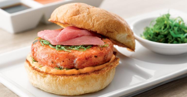 Turkey Burger Burgers that go beyond beef