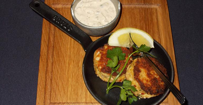 Walleye Cakes