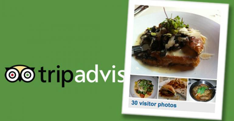 TripAdvisor shifts focus to the restaurant industry