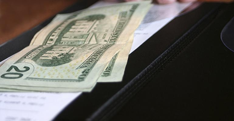 How to comply with new IRS service charge rules