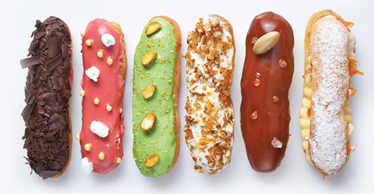 Chefs' new takes on classic desserts
